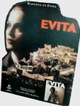 EVITA - ARGENTINA PROMO  1.5FT IN-STORE DISPLAY